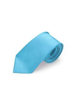 Azazie Satin Wide Tie